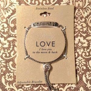 💞 💕 L❤️VE Bracelet  💕 💞